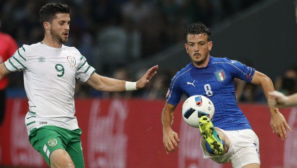 Irlanda logró una épica clasificación ante Italia