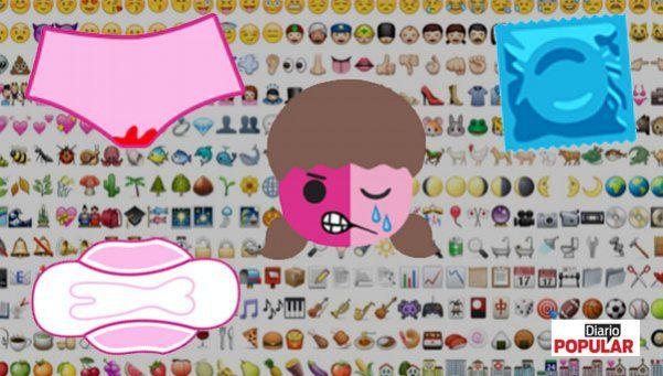 Habrá emojis de preservativos y alusivos al ciclo menstrual