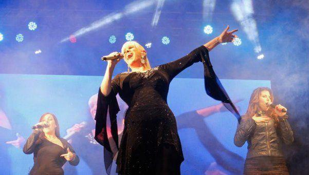Valeria Lynch ofrece dos recitales en el Gran Rex