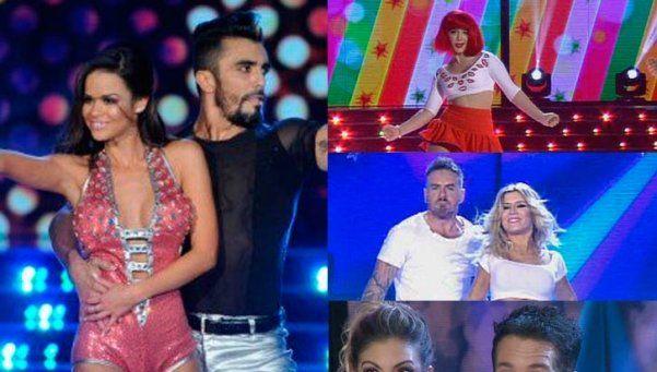 Bailando 2016: María del Mar quedó eliminada y bailaron Bal, Torres y Carrillo
