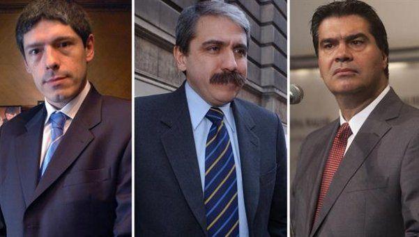 FPT: Abal Medina, Capitanich, Aníbal Fernández y Segura, procesados