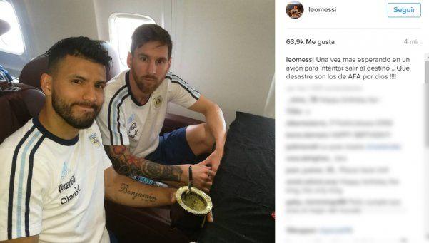 Bomba de Messi a tres días de la final: Qué desastre son los de AFA