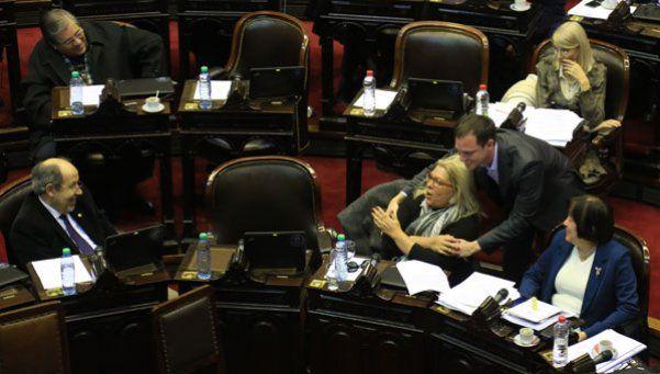 Diputados aprobó el proyecto de Ley del Arrepentido