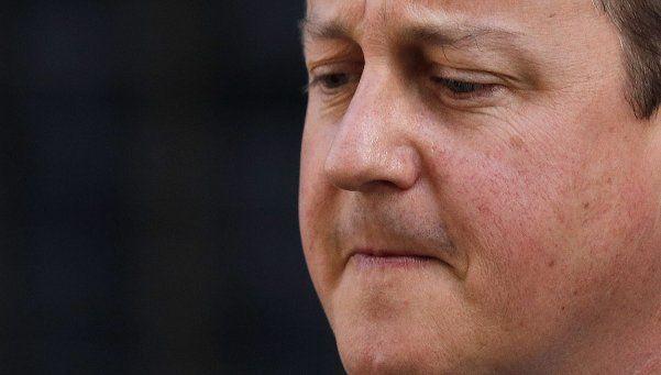 "Tras el triunfo del ""Brexit"", renunció el primer ministro David Cameron"