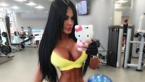 Natalia Zardon, la reina del fitness más misteriosa de la web