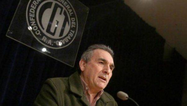 Schmid será el candidato de la CGT Azopardo para la unidad