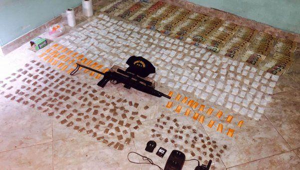 Cayó la banda narco de El Mudo en San Martín