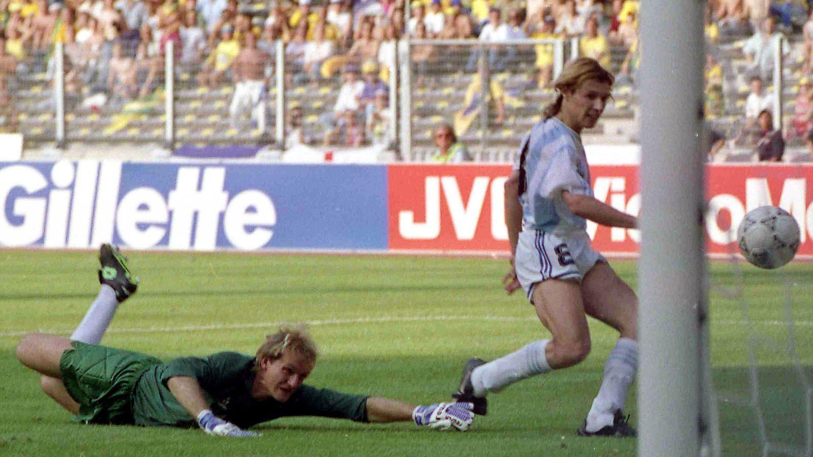 Video | ¡Gritalo de nuevo! Cuando eliminamos a Brasil en el '90