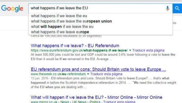De no creer: los británicos no saben qué es la Unión Europea