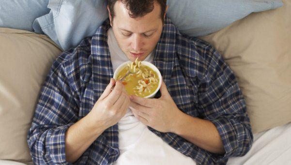 Un menú indispensable para ganarle a la gripe
