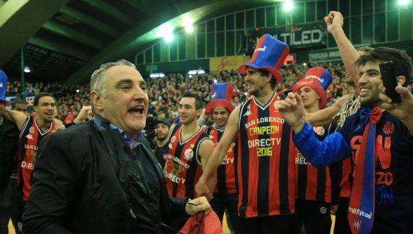 San Lorenzo, el campeón que  apareció en el momento justo