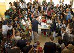 El partido de Rajoy, firme en las elecciones legislativas en España