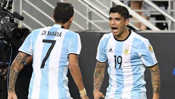 Di María, Rojo y Banega, titulares: Argentina juega con lo mejor