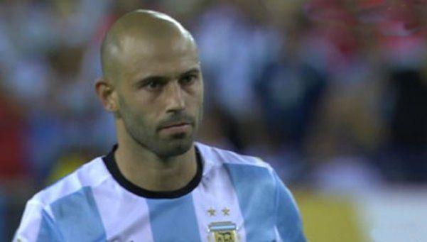 Cinco finales perdidas: la frustración persigue a Mascherano