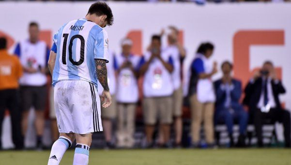 Los 10 años, 10 meses y 10 días de Messi en la Selección
