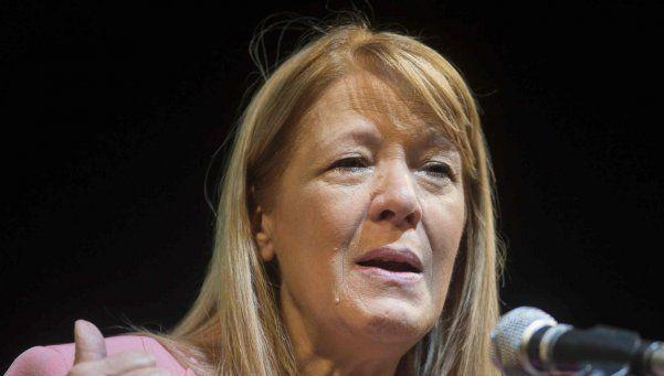 """Cristina fue denunciada por """"asociación ilícita"""""""