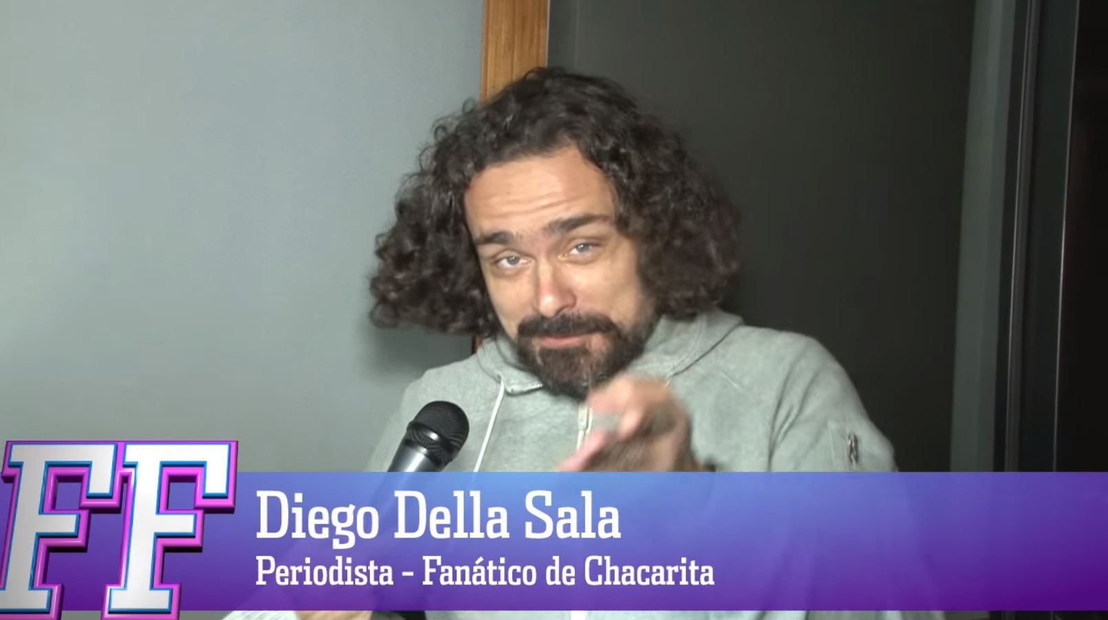 Diego Della Sala: Lo de la AFA es pésimo desde hace años