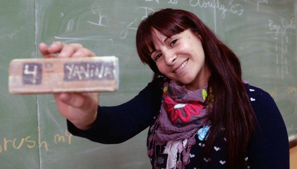 Yanina, la maestra que para enseñar aprendió a escuchar
