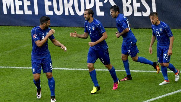 Italia eliminó al bicampeón España y avanzó a cuartos