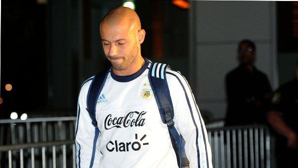Galería de Fotos | La cara de los futbolistas argentinos tras la derrota