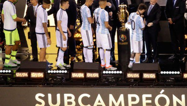 Messi se asumió como el problema, pero él está para ser la solución