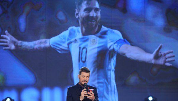 Messi me pidió que no me baje, pero ahora te lo pido yo, Leo: No te bajes