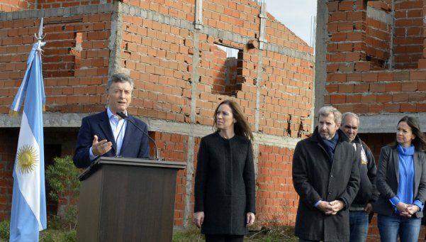 Nación reactivará construcción de viviendas sociales en Brown