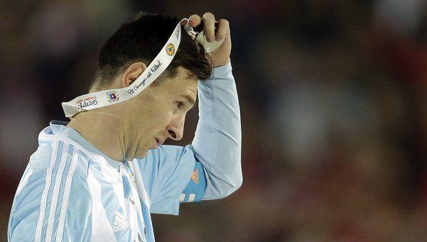 Sin Messi, la AFA deberá bajar un 50% sus contratos por amistosos