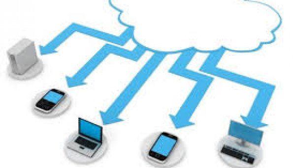 Qué es la nube de Internet