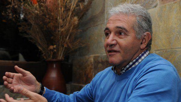 Burruchaga renunció como técnico de Sarmiento de Junín