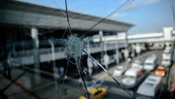 Estambul: el video del hombre bomba y una argentina testigo