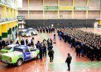Provincia entregó móviles para reforzar la seguridad en Brown