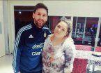 ¿Qué hizo Messi en Argentina cuando volvió de la Copa América?