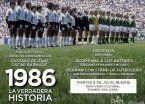 La verdadera historia de la Copa del Mundo de 1986 tiene su libro