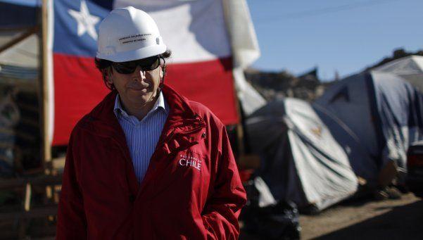 Chile: imputan a exministro que lideró rescate de los 33 mineros