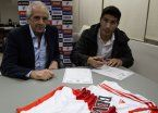 Gallardo tiene su primer refuerzo: Lollo firmó con River hasta 2020