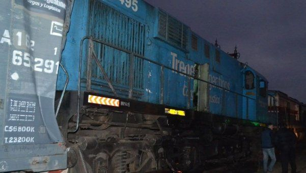 Choque de trenes en Chacabuco: al menos 20 heridos