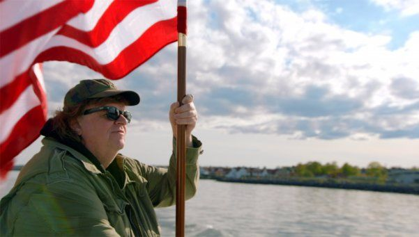 """""""Where to invade next?"""": Moore vuelve por la conquista americana"""