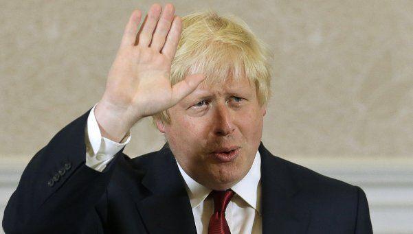 Líder del Brexit Boris Johnson renunció a su candidatura a primer ministro