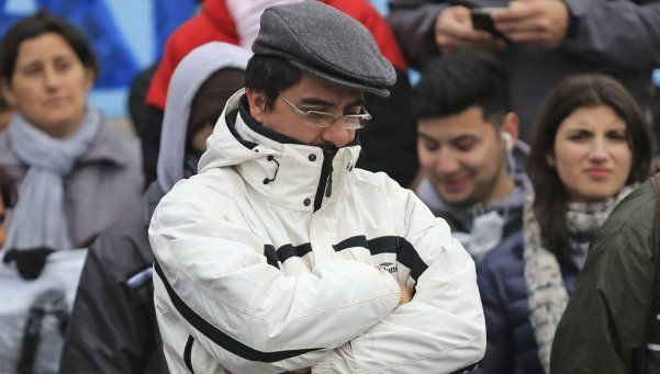 """Demandaron a Esteche por """"apología del crimen"""" y """"sedición"""""""