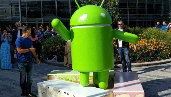 La nueva actualización de Android se llamará Nugat