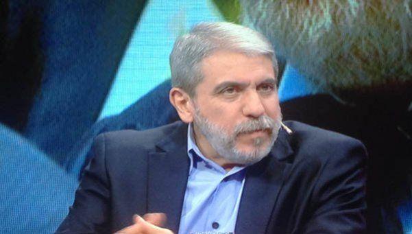 Con la chicana como protagonista, Aníbal fue entrevistado en la TV Pública