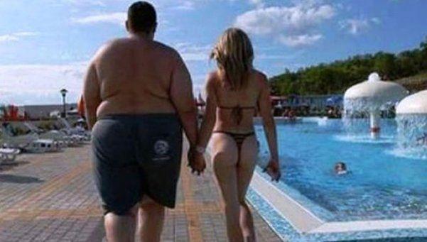Mayoría de hombres dejaría a su pareja si sube de peso