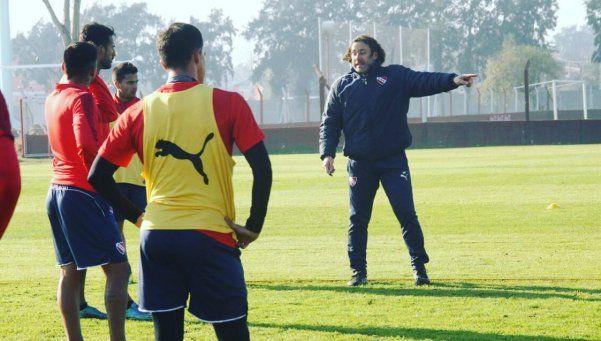 En el primer amistoso, Milito eligió al Ruso Rodríguez