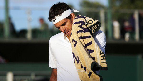 Wimbledon: Delpo no pudo con Pouille y ya no hay argentinos