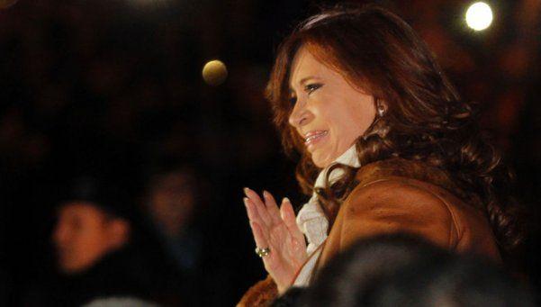 Cristina: Lo de López fue como una trompada al estómago