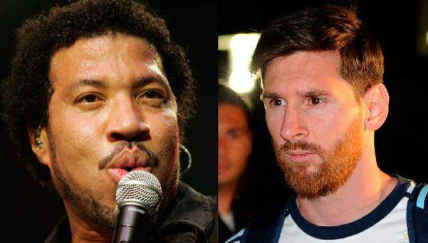 De Lio a Lio | Ritchie le pidió a Messi que no afloje