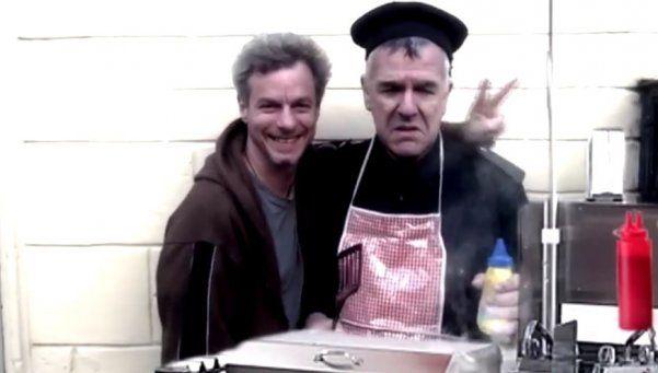 Video | Dady Brieva festejó el Día de la Dependencia