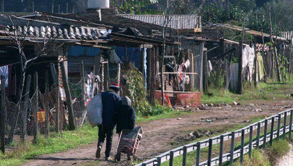 La pobreza lastima a más del 33% en el Gran Buenos Aires