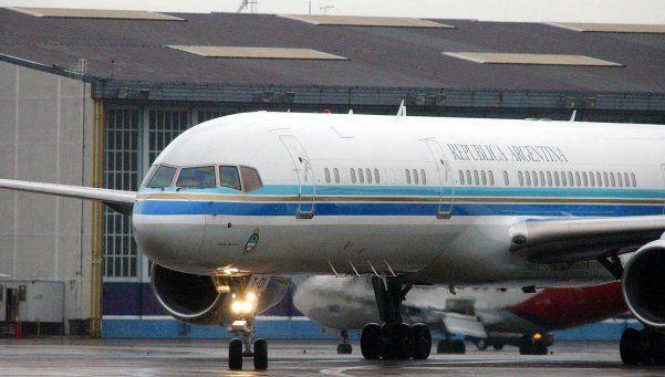 El Gobierno comprará un avión en reemplazo del Tango 01